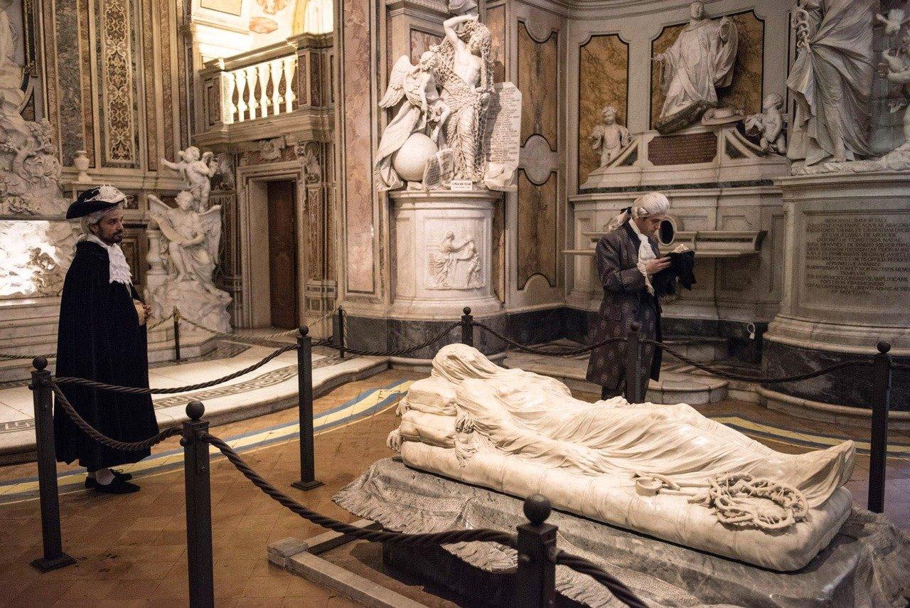 Cristo velato_Cappella San Severo Napoli