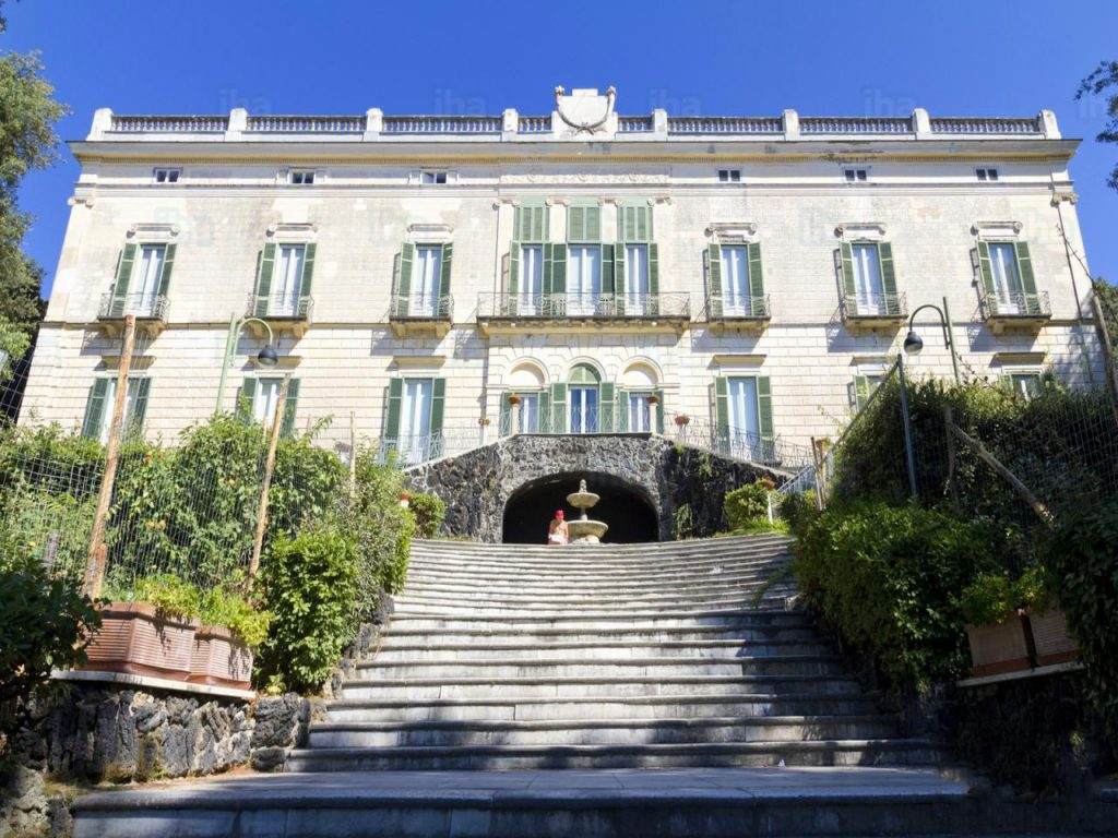 Museo_Villa Floridiana Napoli