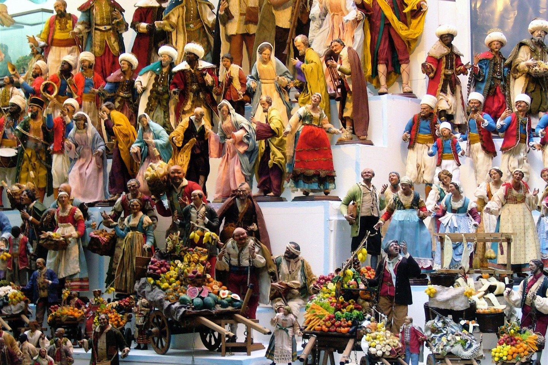 Pastori San gregorio Armeno Napoli