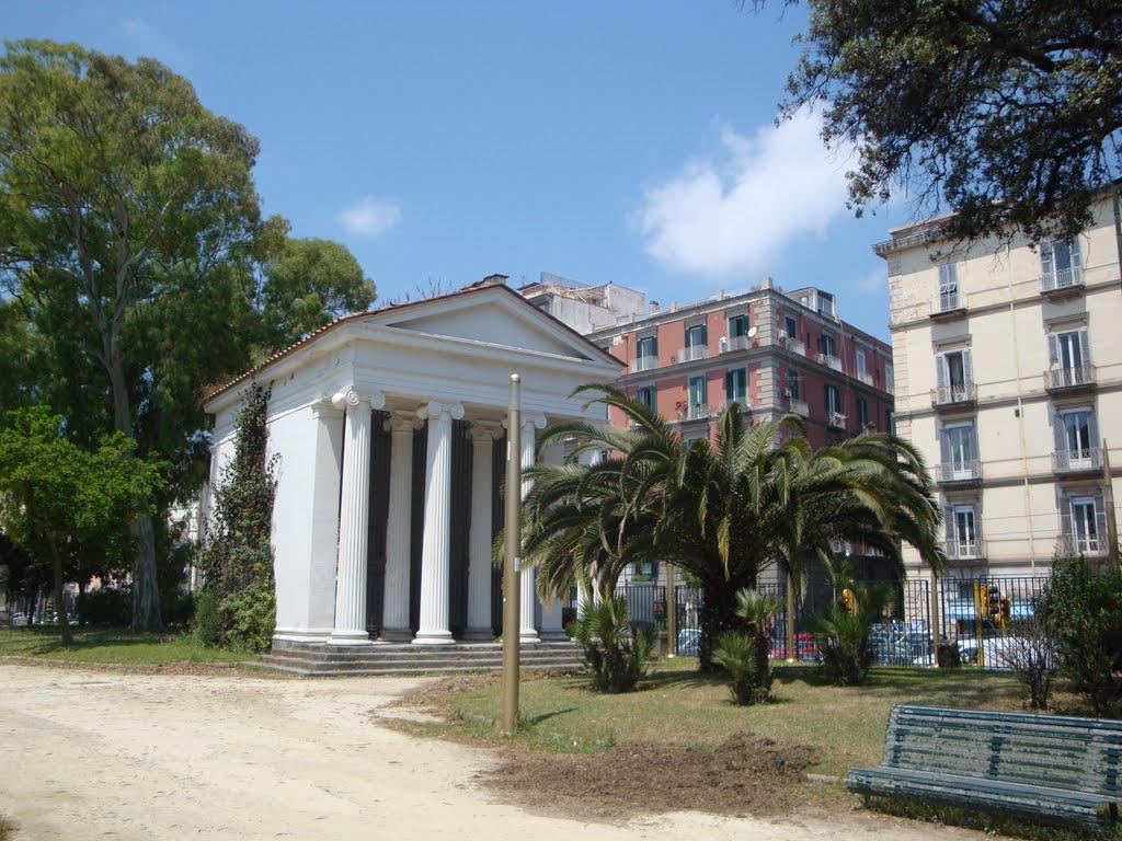 Villa comunale Napoli