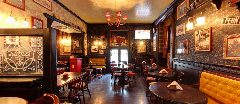 English Pub_Penny Black Napoli